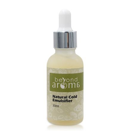 Beyond Aroma, Natural Cold Emulsifier, 30ml - DIY Raw Material