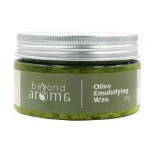 Beyond Aroma, Olive Emulsifying Wax, 50g