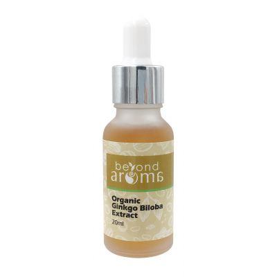 Beyond Aroma, Organic Ginkgo Biloba Extract, 20ml