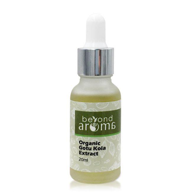 Beyond Aroma, Organic Gotu Kola Extract, 20ml