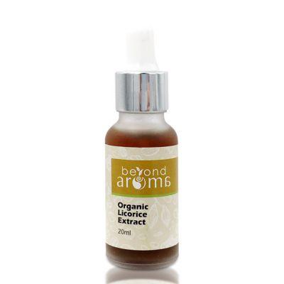 Beyond Aroma, Organic Licorice Extract, 20ml