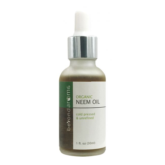 Beyond Aroma, Organic Neem Oil, 30ml