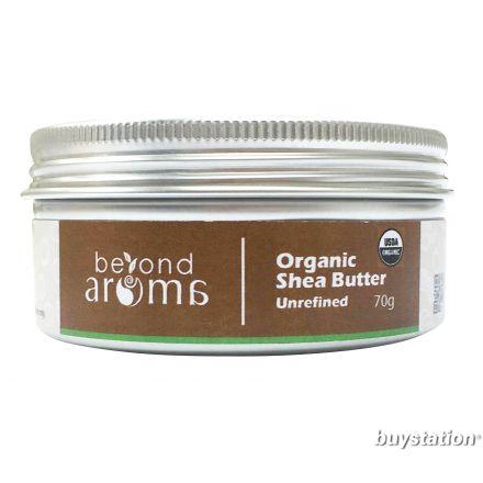 Beyond Aroma 有機乳木果脂 (非精製) 70g