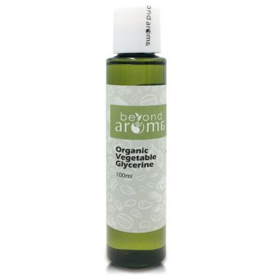 Beyond Aroma, Organic Vegetable Glycerine, 100ml