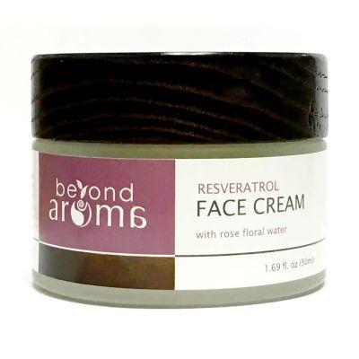 Beyond Aroma, Resveratrol Face Cream, 50ml