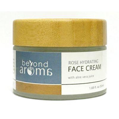 Beyond Aroma, Rose Hydrating Face Cream, 50ml