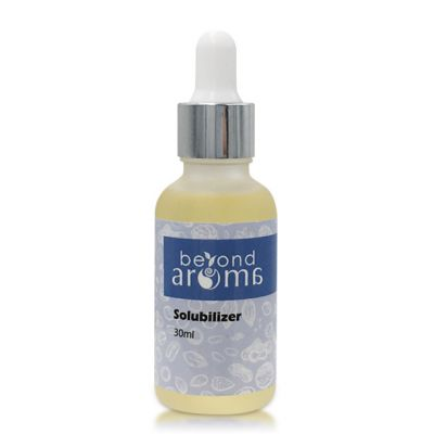 Beyond Aroma, Solubilizer, 30ml
