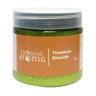 Beyond Aroma, Titanium Dioxide, 40g