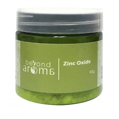 Beyond Aroma, Zinc Oxide, 40g