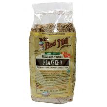Bob's Red Mill Organic Flaxseed, 24 oz