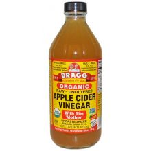 Bragg, Organic Apple Cider Vinegar 16 fl oz (473 ml)