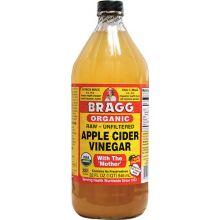 Bragg 有机苹果醋 32oz (946ml)