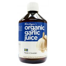 Brautigams Organic Garlic Juice (500 ml)