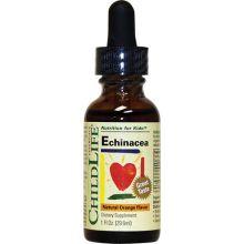 Childlife, Echinacea, Orange Flavor. 1 Fl.Oz. (29.6ml)