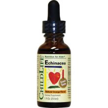 Childlife, Echinacea, Orange Flavor. 1 Fl.Oz. (29.6ml)