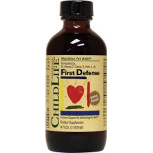 Childlife, First Defense 4 Fl.Oz. (118.5ml)