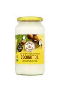Coconut Merchant, Organic Extra Virgin Coconut Oil, 1000ml
