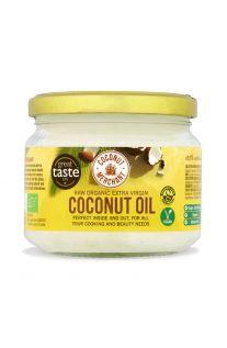 Coconut Merchant 有机冷压初榨椰子油, 300ml