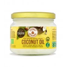 Coconut Merchant, Organic Extra Virgin Coconut Oil, 300ml