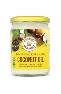 Coconut Merchant 有机冷压初榨椰子油, 500ml
