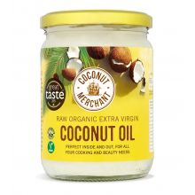 Coconut Merchant, Organic Extra Virgin Coconut Oil, 500ml