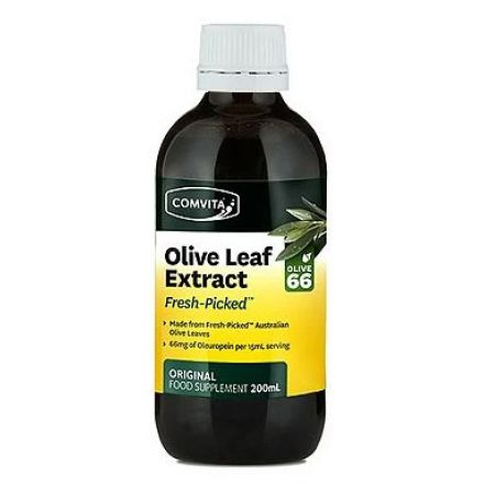 Comvita 康維他 橄欖葉精華液 (橄欖素), 新鮮採摘, 200ml