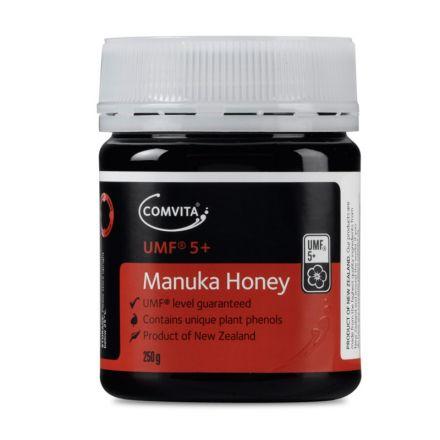 Comvita, Manuka Honey UMF5+, 250g (MGO 83+)