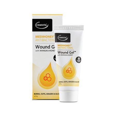 Comvita 康維他, MEDIHONEY® 醫療級抗菌蜂蜜軟膏 25g