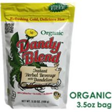 Dandy Blend, Organic Instant Herbal Beverage with Dandelion, 3.53 oz (100 g)