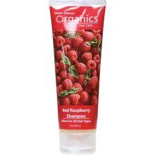 Desert Essence, 紅樹莓洗髮水 - 提升光澤, 8 fl oz (237 ml)