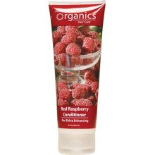 Desert Essence, 紅樹莓護髮素 - 提升光澤, 8 fl oz (237 ml)