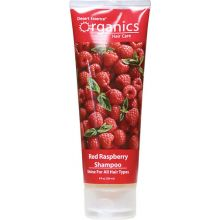 Desert Essence, Red Raspberry Shampoo - Shine Enhancing,  8 fl oz (237 ml)