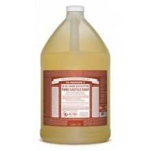 Dr. Bronner's, 尤加利潔顏液 - 1加侖