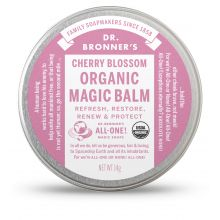 Dr. Bronner's, Organic Cherry Blossom Body Balm, 14g