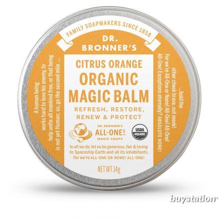 Dr. Bronner's, 有機香橙護膚膏 14g