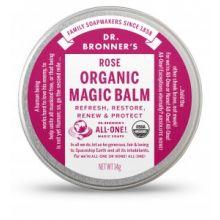 Dr. Bronner's, Organic Rose Body Balm, 14g