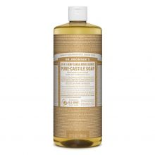 Dr. Bronner's, Sandalwood & Jasmine Liquid Soap - 16 oz.