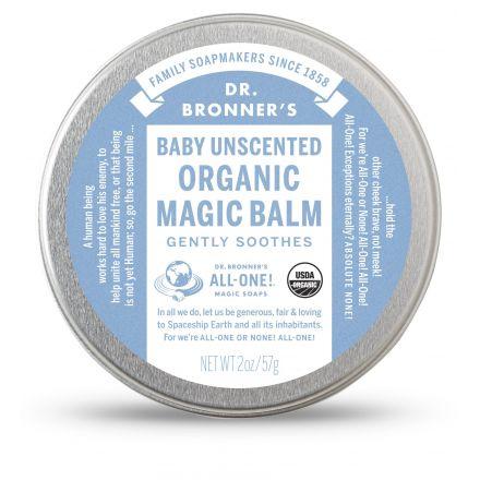 Dr. Bronner's, 有機温和BB護膚膏 14g