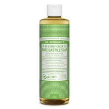 Dr. Bronner's, Green Tea Liquid Soap - 16 oz.