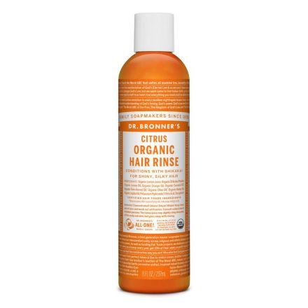 Dr. Bronner's, 有機香橙護髮素 - 8 oz.