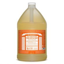 Dr. Bronner's, 茶树洁颜液 - 1加仑