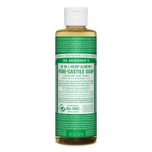Dr. Bronner's, Almond Liquid Soap - 8 oz.
