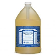 Dr. Bronner's, Peppermint Liquid Soap - 1 Gal
