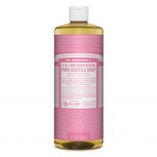Dr. Bronner's, Cherry Blossom Liquid Soap - 32 oz.