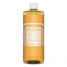 Dr. Bronner's, 柑橘潔顏液 - 32 oz.