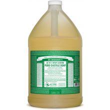 Dr. Bronner's, 杏仁洁颜液 - 1加仑