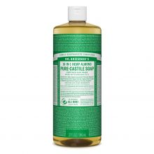 Dr. Bronner's, Almond Liquid Soap - 32 oz.