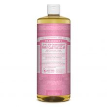 Dr. Bronner's, Cherry Blossom Liquid Soap - 32 oz.