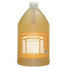 Dr. Bronner's, Citrus Liquid Soap - 1 Gal