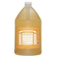 Dr. Bronner's, 柑橘潔顏液 - 1加侖